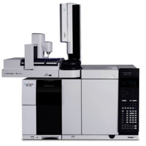gas chromatography - mass spectrometry